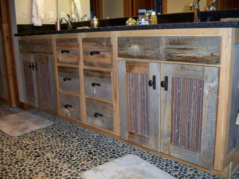 Handcrafted rustic aspen and pine log bedroom furniture, log beds ...